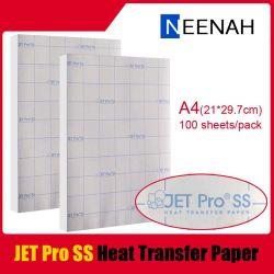 Het straal PRODocument van de Overdracht Ssheat voor Lichte Grootte 100 Bladen/Pak van de Kleren van de Kleur A4