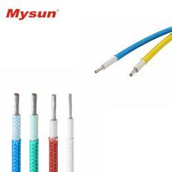 UL3122 силиконового каучука теплового сопротивления изоляции провода