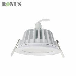 Алюминиевый корпус IP65 привели початков/SMD вниз свет лампы потолочного фонаря направленного освещения в помещении затенения