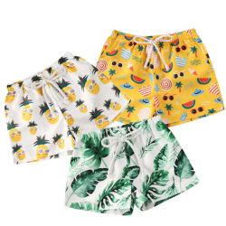 Los niños varones de Impresión de dibujos animados informal traje de baño Traje de Baño los bebés varones corto verano en la playa vacaciones piscina para niños trajes de baño