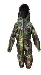 Waterbestendig regenpak, All in One Dry Suit for Outdoor Play. Ideaal buitenkleding voor jongens en meisjes