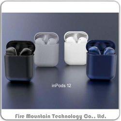 Inpods 12 2019 melhores auriculares Tws Bluetooth para iPhone 11 PRO Max