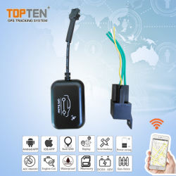 Real-time tracking GPS/GSM Car Alarm Vehicle Tracker Remote Cutoff Engine, Geo-Fence Alarm (MT05-JU)