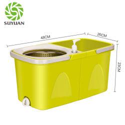 Novos Produtos fáceis de microfibras de piso 360 Magic Mop para limpeza doméstica