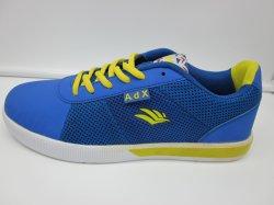 Mode de maille respirante Sneakers exécutant occasionnels de skateboard chaussures de sport