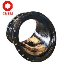 Cnbm ISO 2531 Di трубы фитинги 45 градусов изгиба