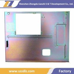 De scherpe OEM van het Werk van het Ponsen van het Lassen Buigende het Werk van de Verwerking van de Douane van het Aluminium van de Producten van de Dienst Vervaardiging van het Metaal van het Blad van Delen