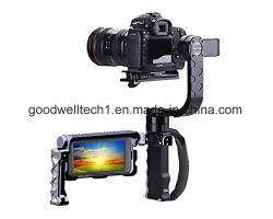 16: 9 4K 5.5-inch LCD-scherm met HDMI-ingang en -uitgang voor camera