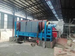De Apparatuur van de Voorraad van de Pulp van het Scherm van de Zeeftrommel van de Industrie van het papier en van de Pulp van de Machine van het Papier voor Afval en Plastiek