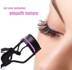 Частный OEM logo черный матовый металл макияж косметический Eyelash завивки