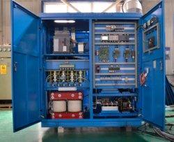Tubo de acero de alta frecuencia de estado sólido equipo de soldadura de tubo de acero soldador Máquina de soldadura