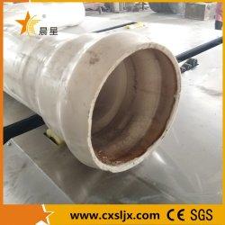 ماكينة قطع الأنابيب التلقائية الكاملة PVC / ماكينة التوسع / ماكينة حفرفة
