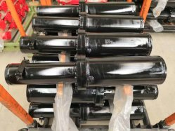 트랙터 전방 로더용 유압 실린더 유럽 수평 제어 실린더