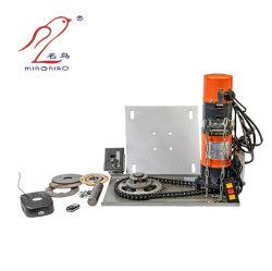 Dichte van Mingniao de Auto en Functie van het Alarm voor AC van het Alarm van de Opener van de Deur Garge de Automatische Rolling Motor van de Deur