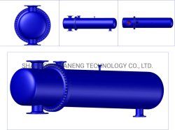 Tema Proyecto de refinería de petróleo y gas / Oferta Sub-Contractor asequible la calidad de sonido CS /Ss Shell y el tubo del intercambiador de calor /Pressure Vessel