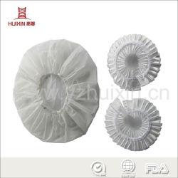 China Disposable High Quality Plastic Handmade Hotel Folding Doucherkap