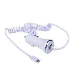 Chargeur de voiture USB Universel avec câble de 1,5 m pour iPhone 7/L'iPad
