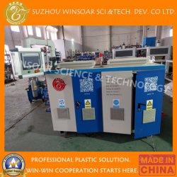 Пластиковый PE/PVC/PPR/HDPE/LDPE/CPVC/UPVC трубопровода/ трубки/ профиль экструдер/ Один винт/ конические Twin/двойной головкой экструдер параллельных экструзии машины