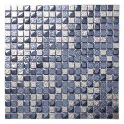 Commerce de gros de produits en acier inoxydable de la Chine Mosaïque de verre