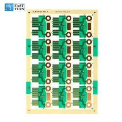 Mehrschichtige Schaltkarte-Leiterplatte Hochfrequenz-Schaltkarte-Rogers 4350b mit freier Probe