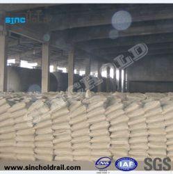 Ferrocarril de alta resistencia para la construcción de la lechada