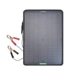 caricatore conveniente del comitato di 10W 18V del mantenitore di automobile autoalimentata del caricatore solare portatile esterno accumulatore per