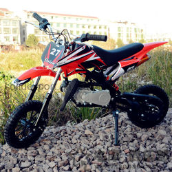 49cc Mini Dirt Bike moto de gasolina para los niños con CE