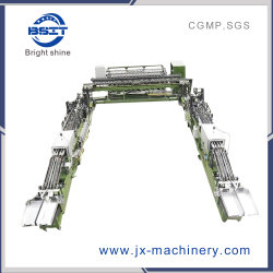 Низкое напряжение питания на заводе Бора кремния Wac горизонтального Ampoule формовочная машина серии (1-20мл)