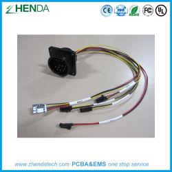 Разъем ISO провод жгута проводки топливных форсунок
