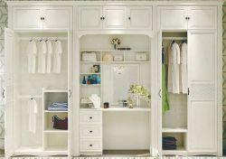 Schlafzimmer-Möbel-hochwertige Garderobe mit Form und empfindlichem Entwurf