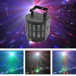 Derby Papillon LED Flower Light Laser