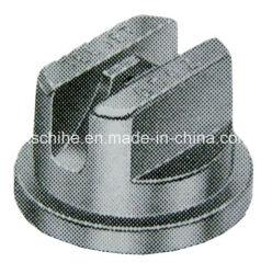 CHのSシリーズのステンレス鋼の平らなファンノズル先端