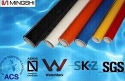 PE-Al-Pex Composite/Água multicamada/tubo de gases com Aenor/marca/Skz/Certificado ACS