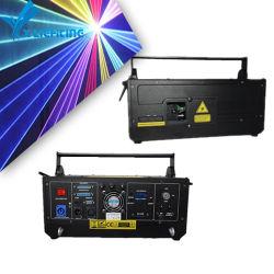 Het volledige Licht van de Laser van de Animatie van de Kleur, het Systeem van de Vertoning van de Laser van het Controlemechanisme DMX