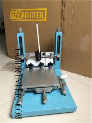 高精度の手動薄い目的の平らなシルクスクリーンプリンター