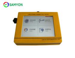 Het Meetapparaat van de Integriteit van de Stapel ASTM D5882 (het lage meetapparaat van de spannings dynamische stapel)
