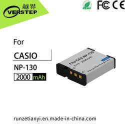 OEM-производитель NP-130 компетенции компании Centerpoint Energy130 для аккумулятора фотокамеры Casio Exilim Ex-10 Ex-100 FC400 FC400s H30