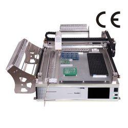 Placa PCB Máquina de Posicionamento TM245P-ADV SMT linha de produção