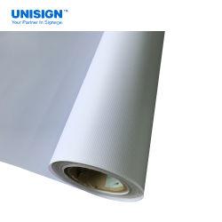 Открытый и крытый рекламных материалов Pringting Flex лона баннер с подсветкой для освещения в салоне