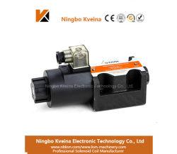 Клапан соленоида Yuken гидровлический, промышленный клапан, гидровлические компоненты