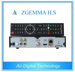 Zgemma H. S DVB-S/S2 Linux enigma2 HD PVR récepteur satellite