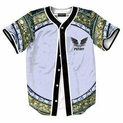 Het bulk In het groot Honkbal Van uitstekende kwaliteit Jersey van de Sublimatie van de Koker van de Polyester van 100% Duidelijke Korte