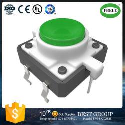 Кнопочный выключатель с лампой, элеватор кнопки запуска двигателя, Кнопка аварийного останова