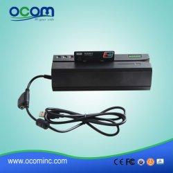 El MSR605 RS-232 MSR USB Lector y grabador de tarjetas magnéticas