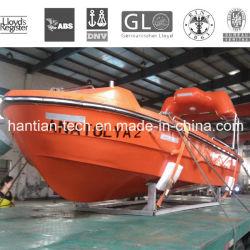 Bateau de sauvetage de la convention Solas Rib avec CCS/Certificat de DNV etc (HT-NM43R)