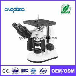 Microscope métallurgique inversé avec appareil photo pour l'instrument optique
