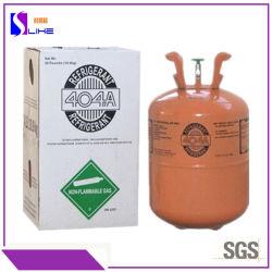 10.9kg/24lb het onontvlambare Commerciële Koelmiddel R404A van het Gas van het Airconditioningstoestel