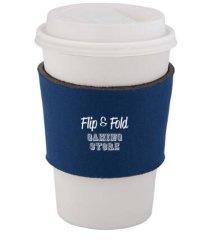 昇進のネオプレンのコーヒーカップはより涼しいホールダーの袖できる