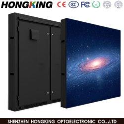 Piscina pH impermeáveis3mm 768x768mm armário de ferro levou a parede de vídeo