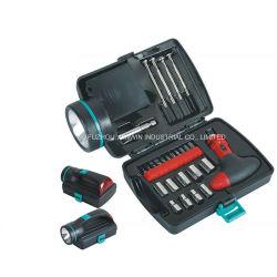 Jeu d'outils à main 26pcs avec lampe de poche (WW-26PC)